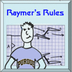 [Raymer's Rules]